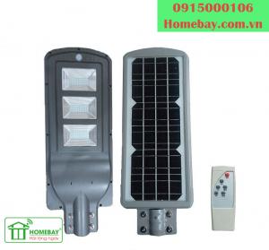 Đèn năng lượng mặt trời liền thể 90W tại Homebay