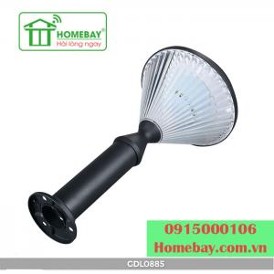 Đèn năng lượng mặt trời sân vườn GDL0885 tại Homebay