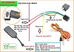 Thiết bị định vị GPS Siêu nhỏ Protrack VT02S tại Homebay