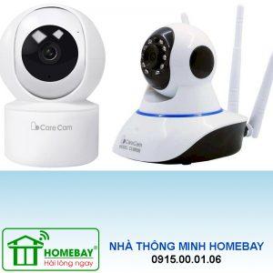 Camera wifi 360 độ Care Cam 2.0