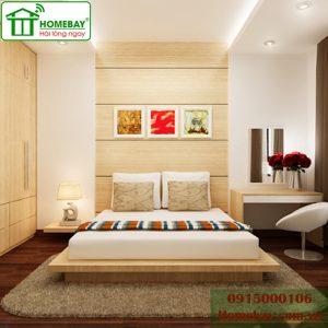 Phòng ngủ thông minh tại Homebay