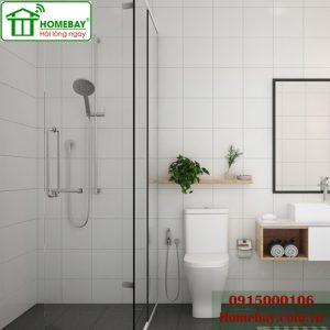 Phòng tắm nhà thông minh tại Homebay hơn cả sự tiện nghi