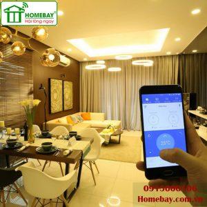 Nhà thông minh BKAV tại Homebay tiêu chuẩn của nhà hiện đại