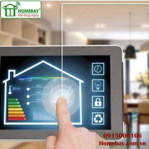 Nhà bếp nhà thông minh tại Homebay – Giải pháp an toàn cho gia đình bạn